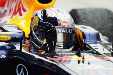 Klare Nummer eins: Trotz zwei Siegen denkt Vettel nicht an die Titelverteidigung