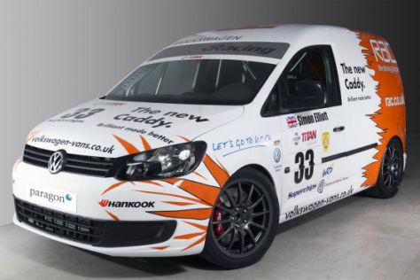 Volkswagen Caddy Racer