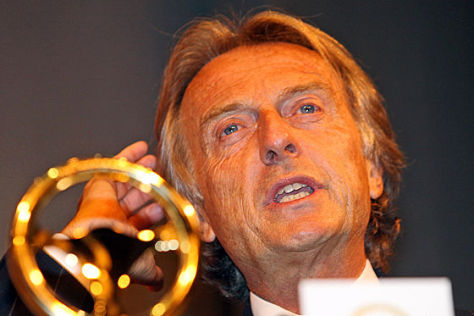 Interview mit Ferrari-Chef Luca di Montezemolo