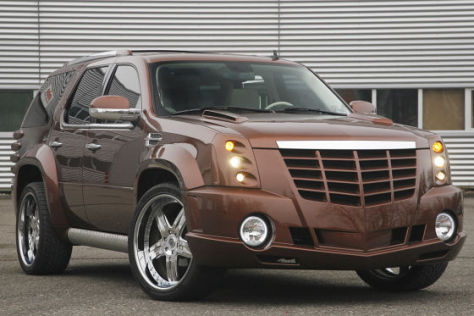 FAB Design Escalade 6.2 V8