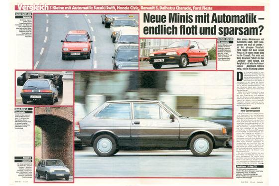 f nf kleine mit automatik auto bild archiv arikel 29 1987 auto bild klassik. Black Bedroom Furniture Sets. Home Design Ideas
