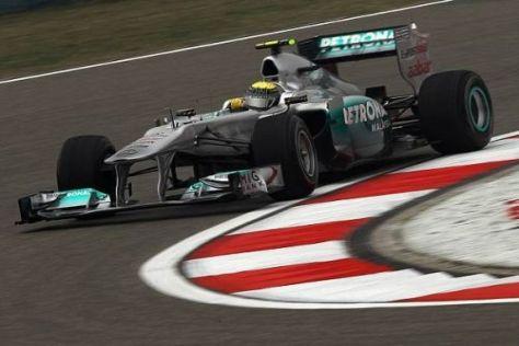 """Nico Rosberg spricht von einem """"kleinen Schritt nach vorn"""""""