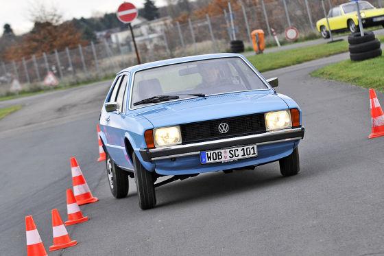 VW Scirocco I