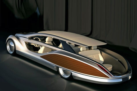Strand Craft Limousine Beach Cruiser