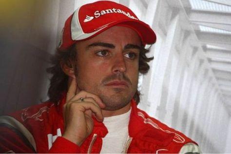 Fernando Alonso fordert von Ferrari möglichst schnell Modifikationen