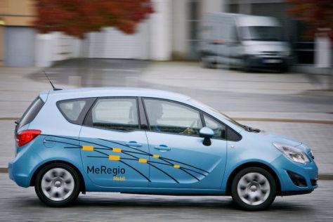 Opel Meriva Elektro MeRegio