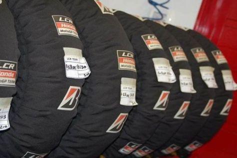 Bis Ende 2014 wird die Königsklasse MotoGP auf Bridgestone-Reifen fahren
