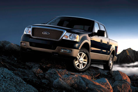 Ford F-150 (2005)