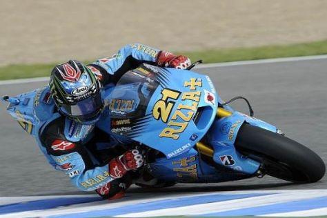 John Hopkins brennt auf weitere MotoGP-Einsätze in diesem Jahr