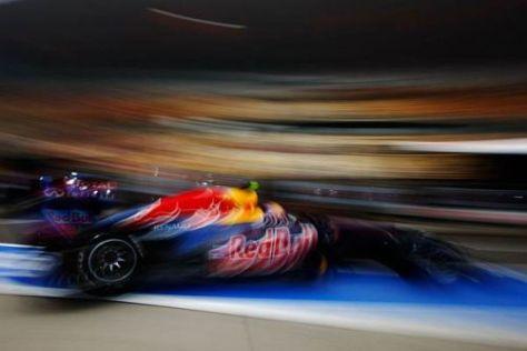Mark Webber erlebte in Schanghai bisher ein miserables Wochenende