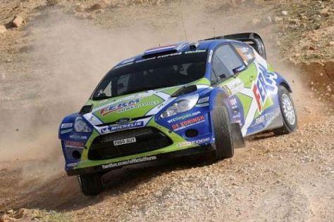 Dennis Kuipers hat in Jordanien den neunten Platz erobert