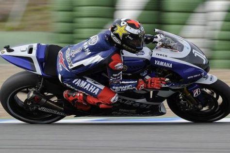 In Estoril wird Jorge Lorenzo mit einem neuen Motor seinen vierten Sieg anpeilen