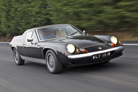 Lotus Europa Special