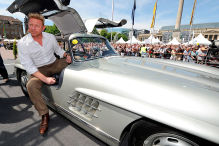 Boris Becker Mercedes 190 E 2.5-16 Evo I