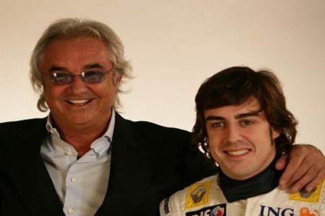 Laut Flavio Briatore kann Fernando Alonso bei Ferrari nicht mehr aus dem Auto holen
