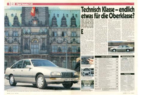 Opel Senator 3.0i
