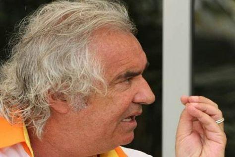 Die Formel 1 hat laut Briatore dieser Tage das, worum es im Rennsport geht