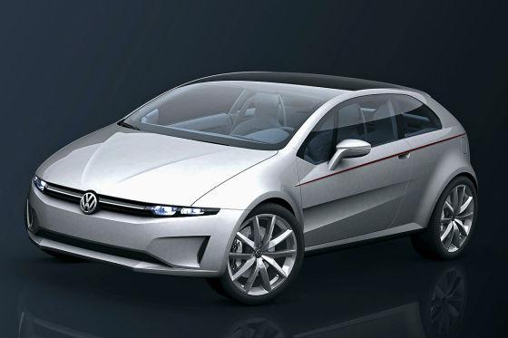 VW Giugiaro TEX Studie