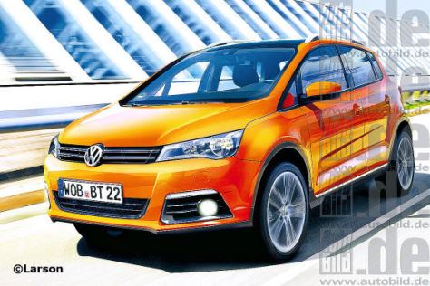 VW Polo SUV