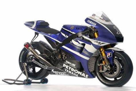 Yamaha möchte auch 2012 mit vier M1-Prototypen in der MotoGP antreten