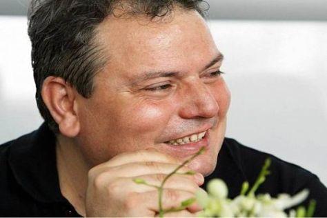 Giorgio Ascanelli hat in seiner Karriere das Glück, mit den Besten zu arbeiten