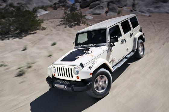 Jeep Wrangler Mojave