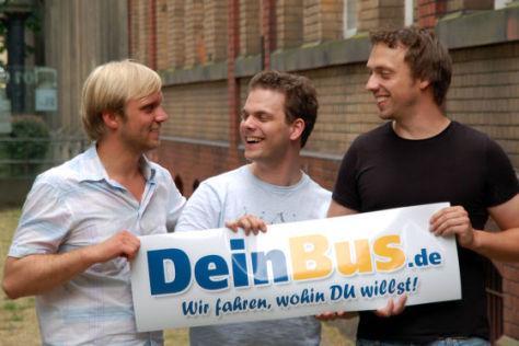 DeinBus-Gründerteam