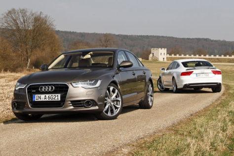 Audi A6 Audi A7