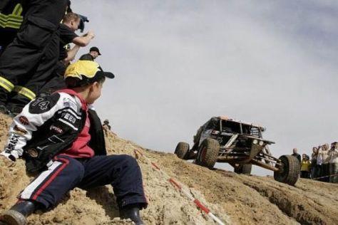 Bei den Baja 300 Powerdays sind die Fans dicht am Geschehen dran