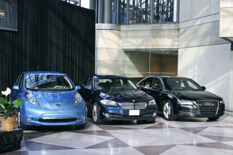 World Car Award 2011
