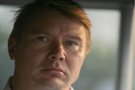 Mika Häkkinen hat sich 1995/96 nach einem schweren Unfall zurückgekämpft