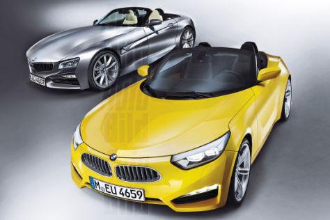 Bmw Z Roadster Vorschau Autobild De