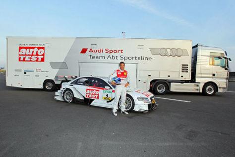 DTM-Pilot Timo Scheider