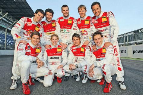 DTM 2011 Audi Team