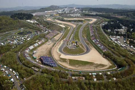 Formel 1: Nürburging