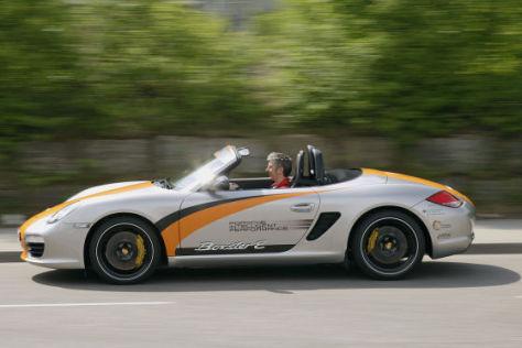 Porsche E Boxster