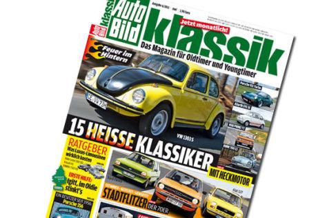 AUTO BILD KLASSIK 6/2011