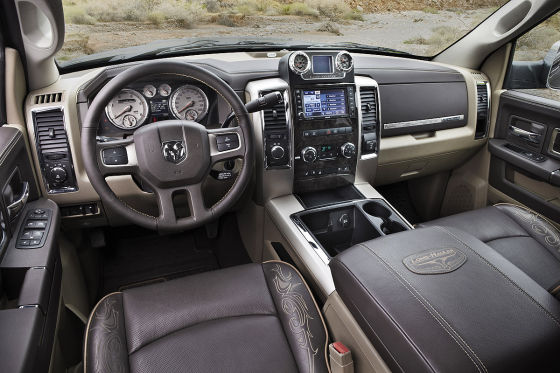 Dodge Ram Long-Hauler Concept
