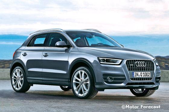Audi Q Baureihe Vorschau Autobild De