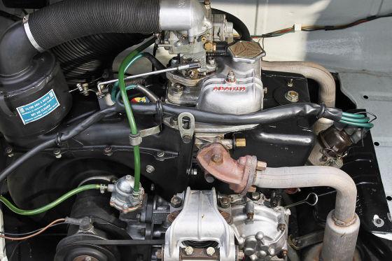 Heckmotor Klassiker Fiat Abarth 595 Ss Auto Bild Klassik