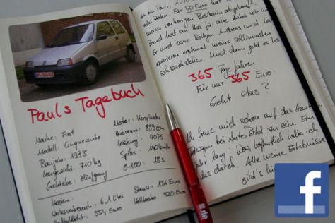 Pauls Tagebuch