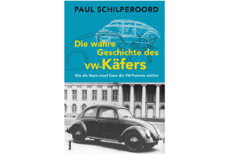 Buchcover VW Käfer