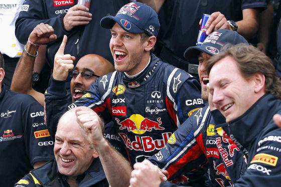 Red Bull Formel 1-Team