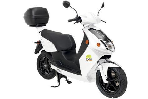 RWE Elektroscooter esee-Rider