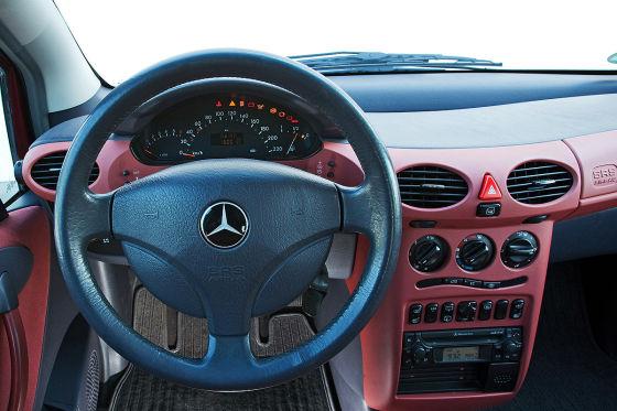 Mercedes A-Klasse W168