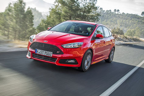 So testet AUTO BILD: Fahrbericht