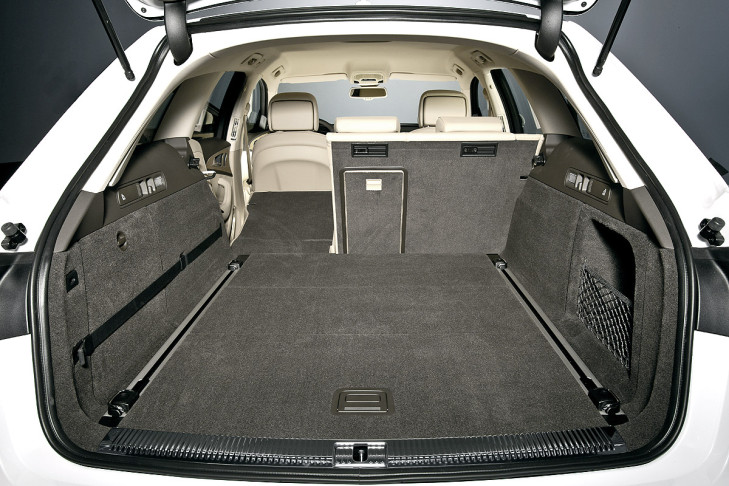 Fotos Vorstellung Audi A6 Avant Bilder Autobild De