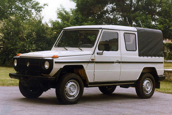 Video: Mercedes-Benz G-Klasse
