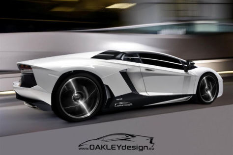 Oakley Design Lamborghini Aventador