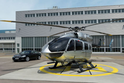 "Helikopter EC145 ""Mercedes-Benz Style"""